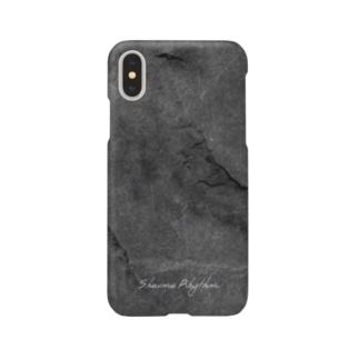 SharmaRhythmスマホケース stone Smartphone cases