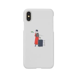 たびにでよう Smartphone cases