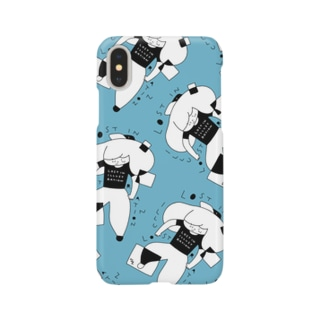 LOST IN ILLUSTRATION Smartphone cases