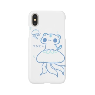 トララとくらげさん Smartphone cases