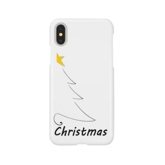 クリスマス・カップル【Christmas】 Smartphone cases