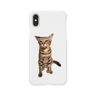 反抗期 Smartphone cases