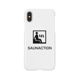 サカナクション好きなサウナー Smartphone cases