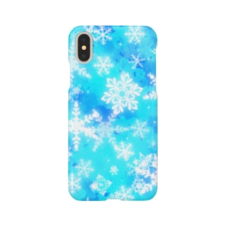 雪 Smartphone Case