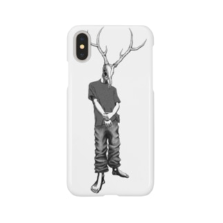 鹿男【DEERMAN】 Smartphone cases