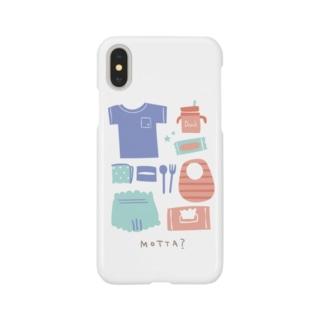 どんどんキッズ*デザインroomの忘れ物ない?*Girl Smartphone Case