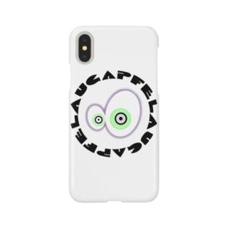 Carlくん Smartphone cases
