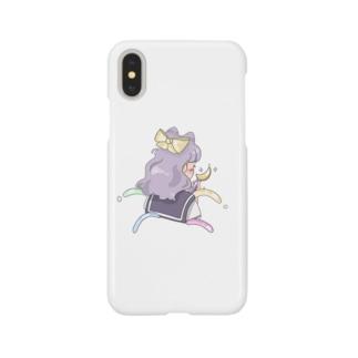 ムーンチャイルド Smartphone cases