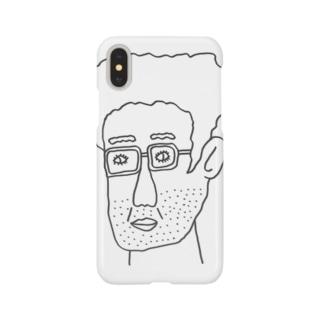 まちのギャラリーオーナー Smartphone cases