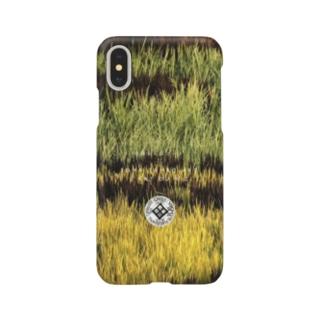 相馬田んぼアート2018 Smartphone cases