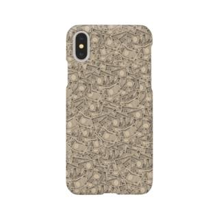 お金/万札 Smartphone cases