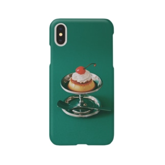 プリン Smartphone cases