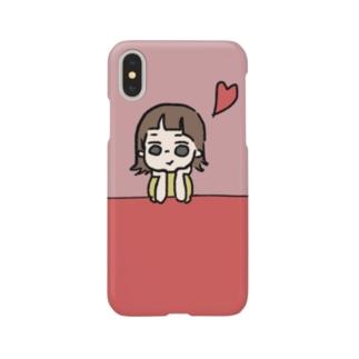 らぶ Smartphone cases
