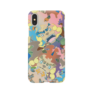 We Have No Words.のこまちゃん iphone カバー for iphone XS, X  Smartphone cases