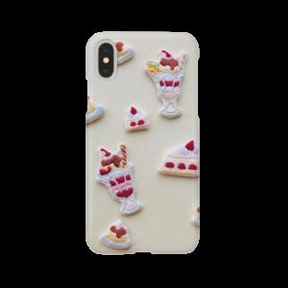 pulpy。のpulpy。のスイーツパーラー Smartphone cases