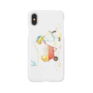 いっしょにおでかけ2 Smartphone cases