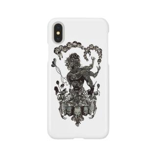 桃色のネバーランド Smartphone cases