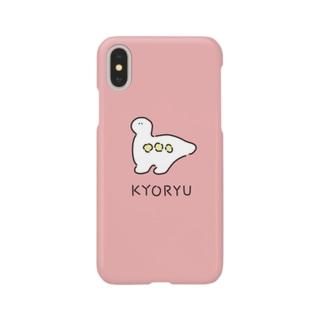 キョーリュースマホケースピンク Smartphone cases