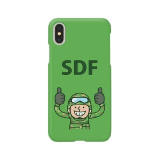 陸上自衛隊 Smartphone cases