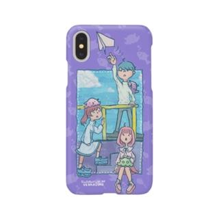 さんにん Smartphone cases