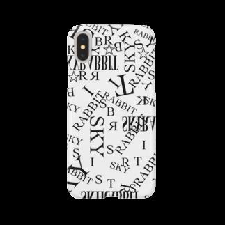 SKYRABBITのSKY Smartphone cases