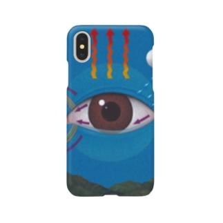 涙の分泌 Smartphone cases