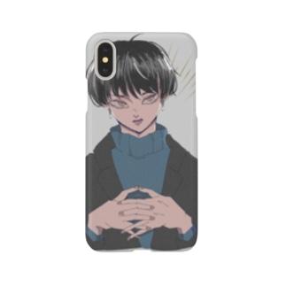 顔が良いひと Smartphone cases