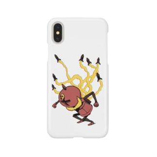 ヘルトウクン(ミサイル) Smartphone cases