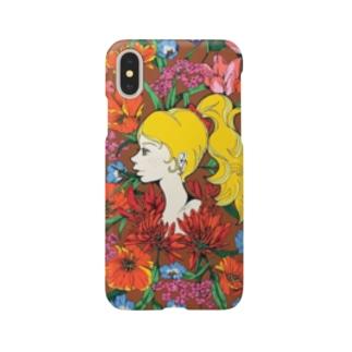 マリアンヌ Smartphone cases