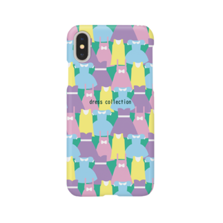 suzuのdress collection Smartphone cases