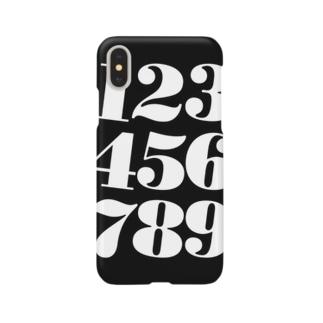 マイナスナナド Smartphone cases