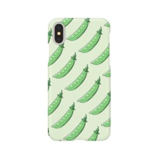 さやえんどう Smartphone cases