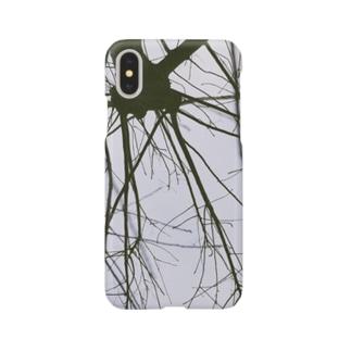 harucamera 木 Smartphone cases