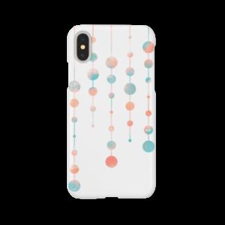 LINOS-Tのサンキャッチャー Smartphone cases