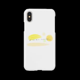 蜂蜜檸檬の蜂蜜檸檬とiPhone case Smartphone cases