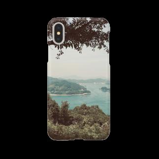 『やぐ』のお店のSHIMANAMI Smartphone cases