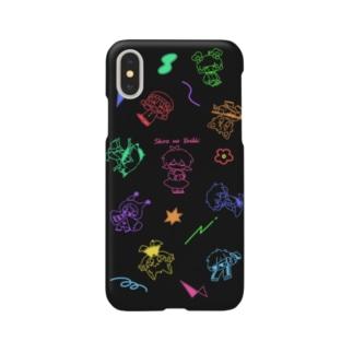 しろえに【iPhone Xs】 Smartphone cases