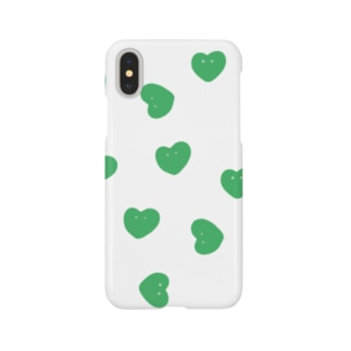 LOVE MAN GREEN Smartphone cases