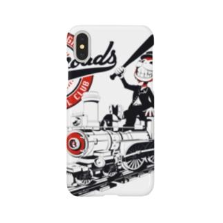 railroads お猿さん クラシック Smartphone cases