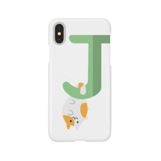 Jキャット Smartphone cases