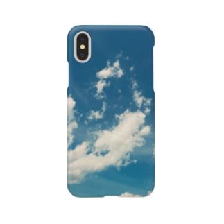 mihonoのSKY Smartphone cases