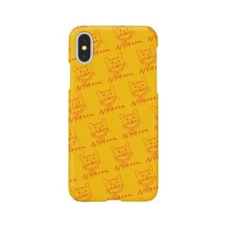 NYAaaa_gara_A Smartphone cases