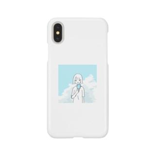 あっちーーー Smartphone cases