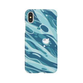 たゆたう毛玉 Smartphone cases