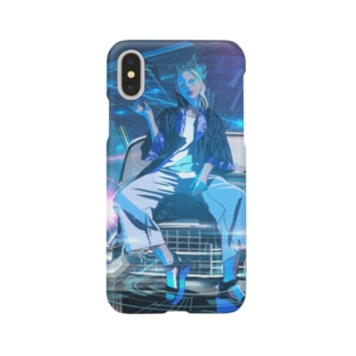 Cyber princes(iPhoneX用) Smartphone cases