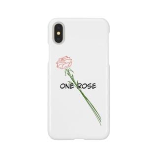 finderのfinder ONE ROSE Smartphone cases