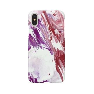 タカハシ商店のベリーケーキ Smartphone cases