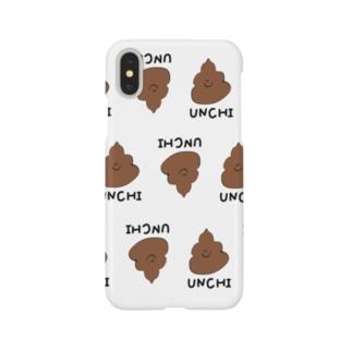 うんちくん Smartphone cases