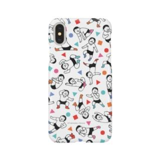 元気な人 Smartphone cases