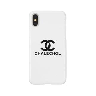 CHALECHOL クロ Smartphone cases